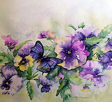 'Spring Delights' by Helen Miles