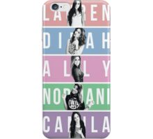 Fifth Harmony iPhone Case/Skin