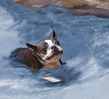 Beach Babe by Cazzie Cathcart