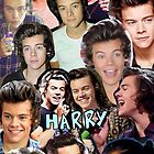 Harry Collage 1 by aloracannotdraw