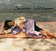 Vietnam Nap © Vicki Ferrari Photography by Vicki Ferrari