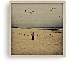 When Promises Were For Keeps Canvas Print