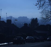 Croydon Skyline From South Norwood, London by crypticrob