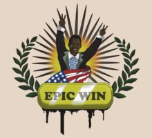 Obama epic win by Miart