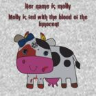 Molly Cow by DanielDesigns
