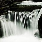 Silver Falls by Gustav Nordlund
