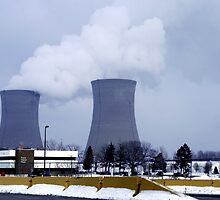 Nuclear Power Plant by naturalexp