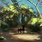 Black Cat by carbatine