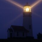 Cape Blanco Lighthouse at Night - Oregon, USA by Joshua McDonough Photography