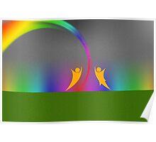 Rainbow Dance v1 Poster