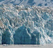 Hubbard Glacier, Alaska by C1oud