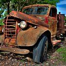 """Rusty"" by hotfudge"