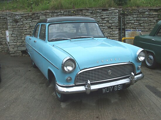 Ford Consul by TedsPhotos