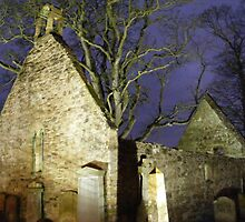 The Auld Kirk by ElsT