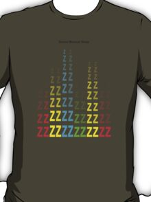 Sound Musical Sleep T-Shirt