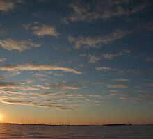Big Skies of Manitoba by Stephen Thomas