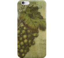 The Grapes of Worth for Mother iPhone Case/Skin