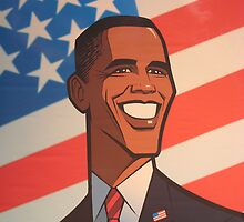 Mr Obama by BOBBYBABE