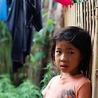 Hmong Girl by Ed Stone