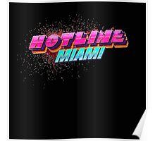 Hotline Miami ! Poster