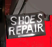 shoes! repair by francesm