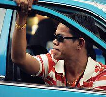 Taxi Driver by Nicholas Richardson