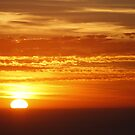 SA Sunset 2 by Clare Kinloch