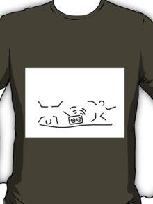 hiphop rap streetdance dancers T-Shirt