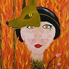 Masquerade by Henriette Bille