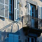 Iron Balcony by secondcherry