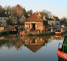 The Kennet & Avon by RedHillDigital