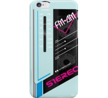 cassette3 iPhone Case/Skin