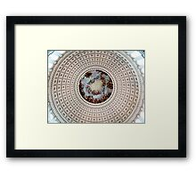 Rotunda Framed Print