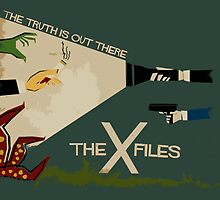 The X-files by kramprusz
