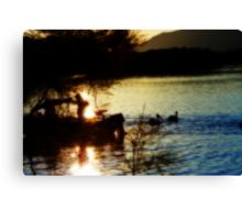 Sunset # 2 Canvas Print