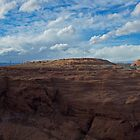 Glen Canyon Dam and the Colorado River - Panorama by Stephen Beattie
