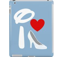 I Heart Cinderella iPad Case/Skin