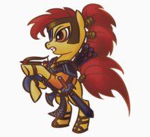 Archer Pony by GildedPixel
