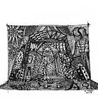 Arch of Triumph by Gene Tamayo