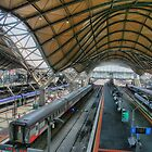 Southern Cross Station by Di Jenkins