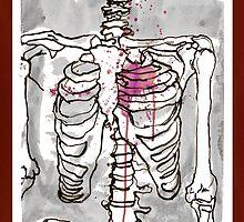 contextual skeleton part II. by smaskifa