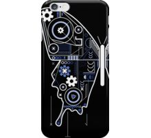 Geometric Butterfly Design iPhone Case/Skin