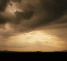 Leaden Sky by Tommy Basquille