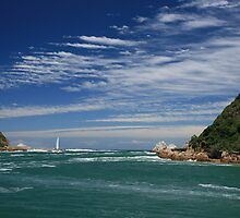 Knysna Heads by Graham Schofield