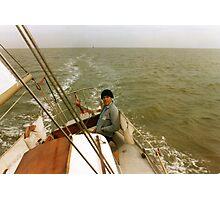 Salty Seadog Photographic Print