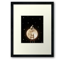 Luna Adventure Framed Print