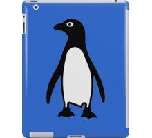 Penguin bird iPad Case/Skin