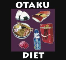 Otaku Diet by Julia Lichty