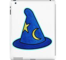 Mickey's Glowing Fantasia Hat iPad Case/Skin