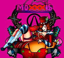 Mad Moxxi Revisited by asakawa